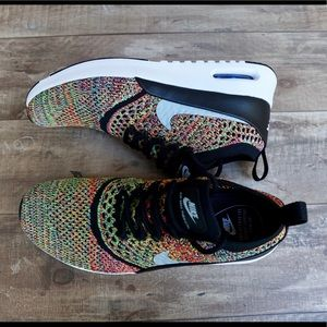 Nike Air Max Thea Ultra Flyknit Multi-Color Size 9